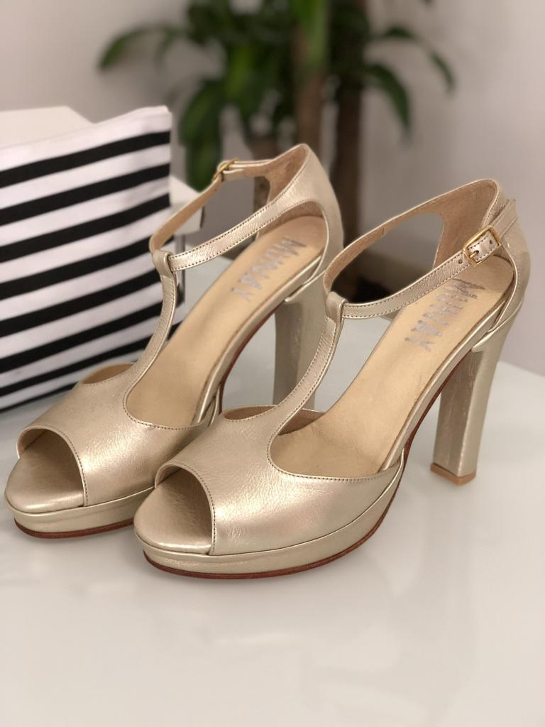 Munay (Zapatos de Novias)