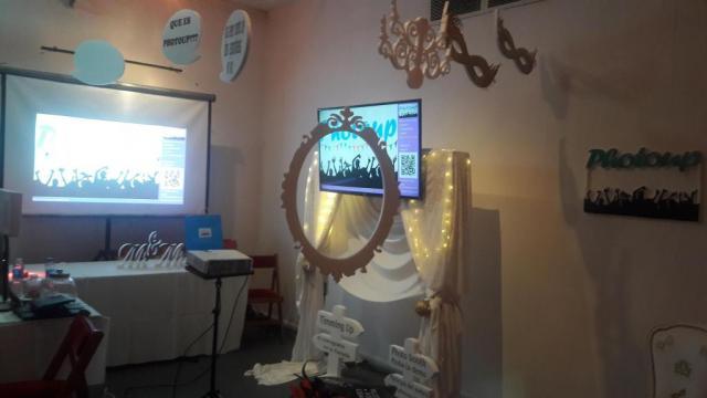 STAND JORNADAS NOVIAS CASAMIENTOSONLINE   Casamientos Online
