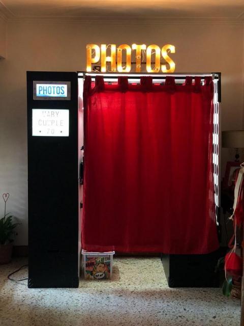 Cabina de fotos | Casamientos Online