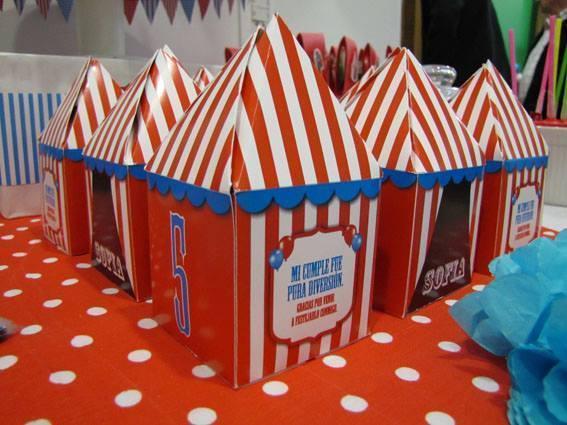 Candy Circo 2 | Casamientos Online