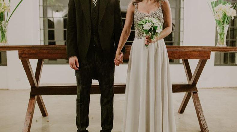 Casamientos reales: Josefina y Carlos.