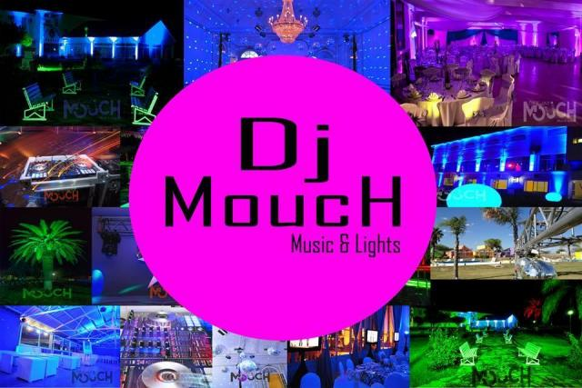 Grupo Mouch - Cabina dj 3D