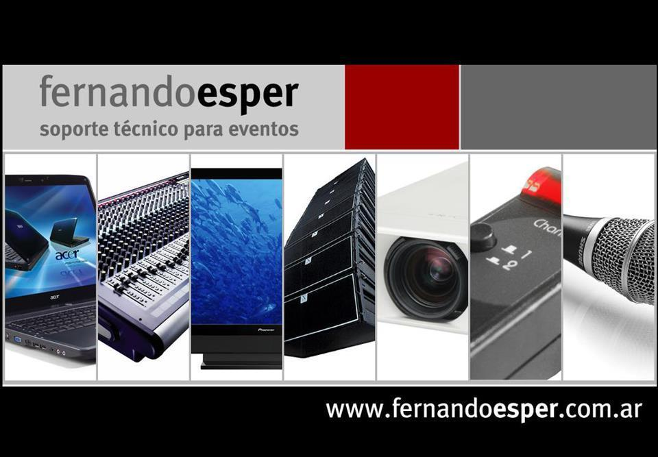 Fernando Esper - The DJ Company (Disc Jockey)