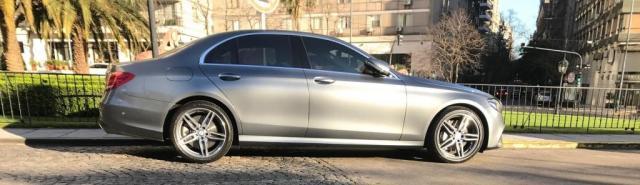 Mercedes Benz Gris Clase E 2017 | Casamientos Online