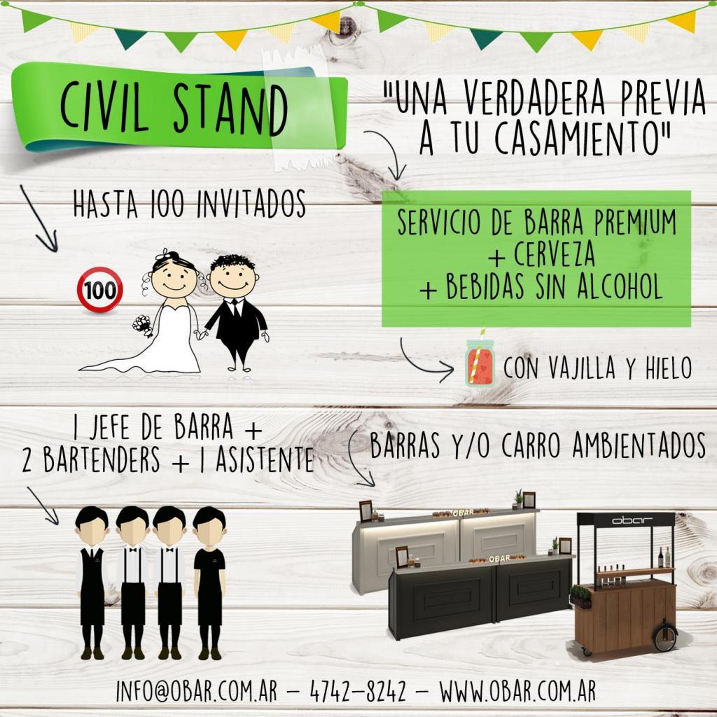 CIVIL STAND
