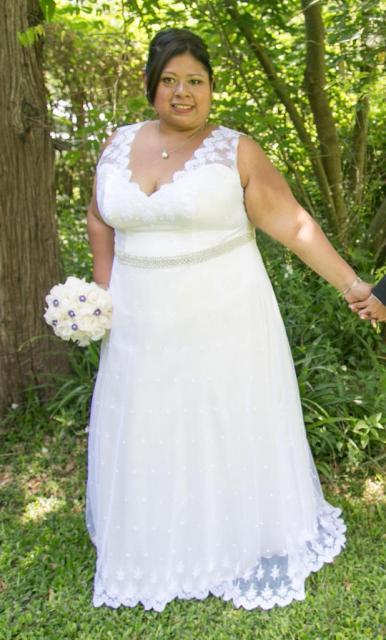 Vestido Campestre | Casamientos Online