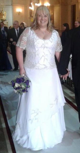 Vestido de Novia Gaby | Casamientos Online