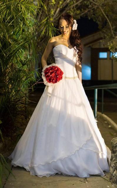 Vestido de Novia princesa | Casamientos Online