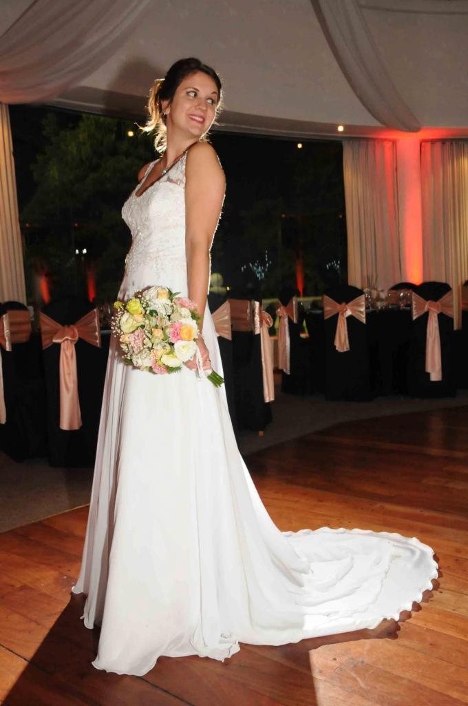 Vestido de Novia Romantico Marie