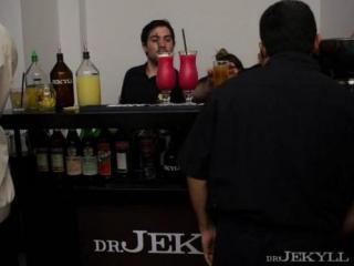 Dr. Jekyll Barras ..