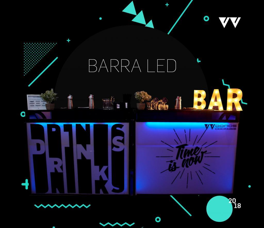 Personaliza tu Barra con fotos!!