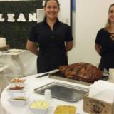 catering servicio informal