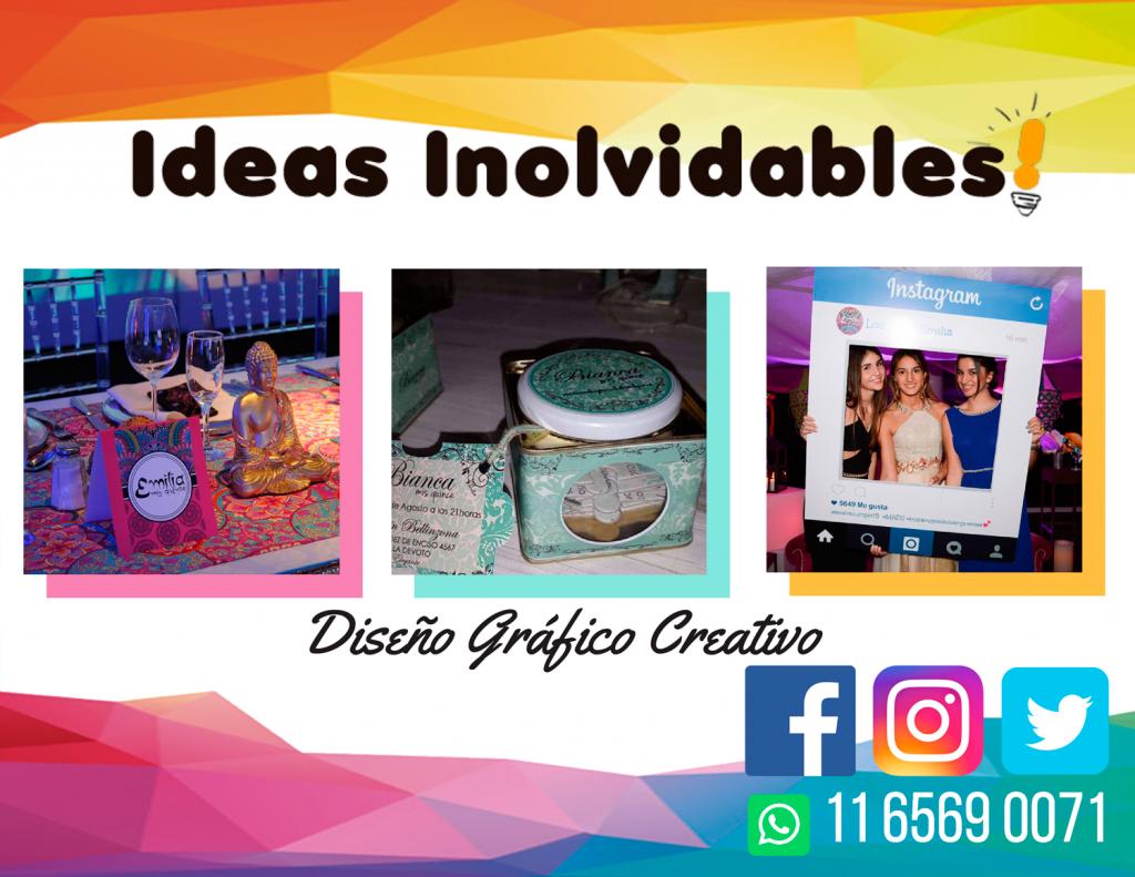 Ideas Inolvidables (Souvenirs)