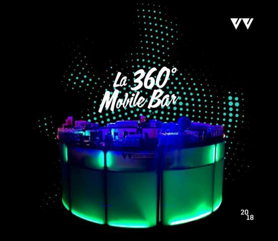 La 360 Mobile Bar®