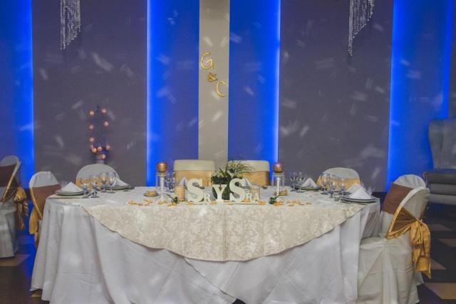 Salon de eventos  | Casamientos Online