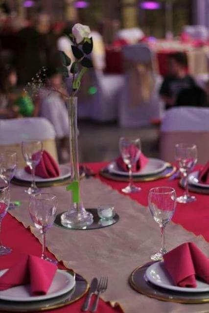 SALON MAGALON | Casamientos Online
