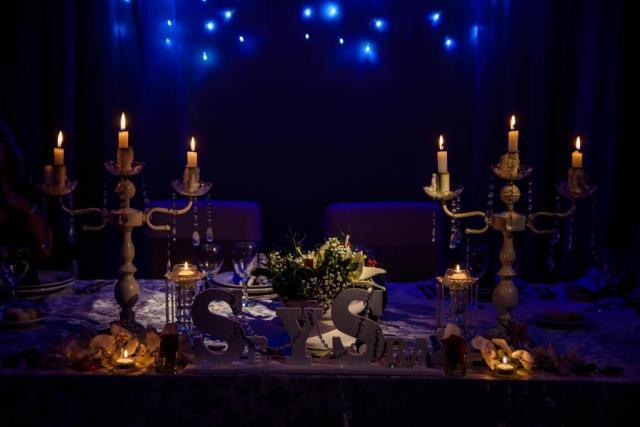 Salon para fiestas | Casamientos Online