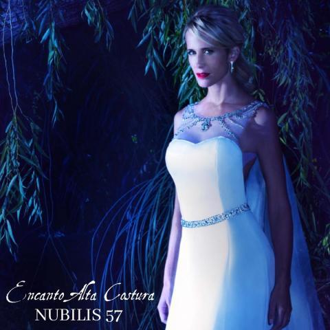Vestido espalda de impacto Nubilis 57