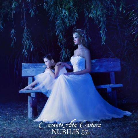 Vestido modelo Emilse Nubilis 57 | Casamientos Online