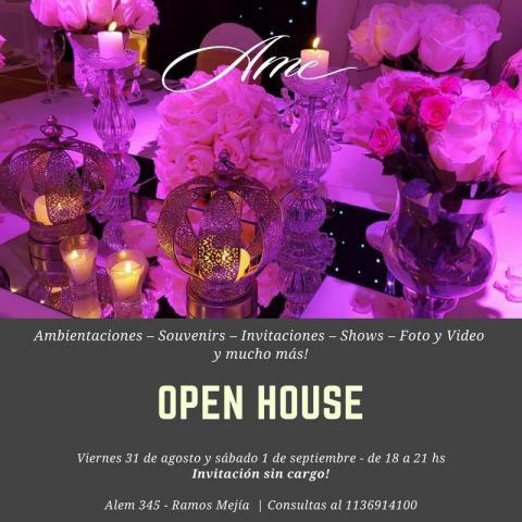 AME EVENTOS (Salones de Fiesta) | Casamientos Online
