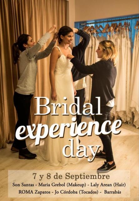 Bridal Experience Day | Casamientos Online