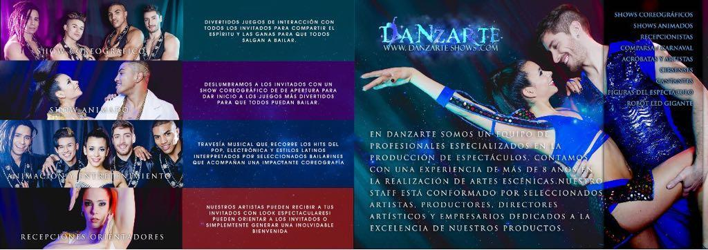 Danzarte Shows