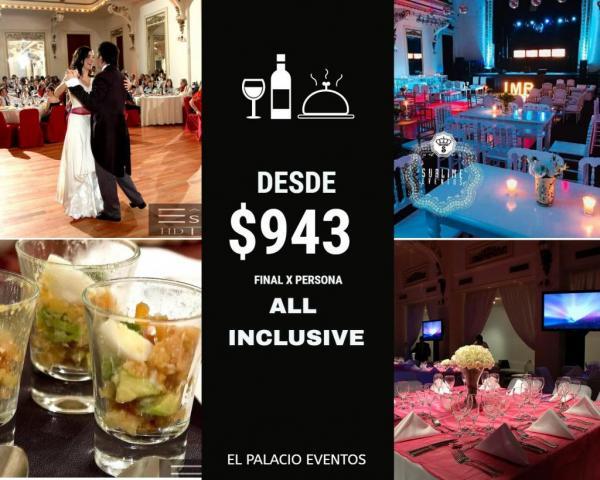 eventos el palacio | Casamientos Online