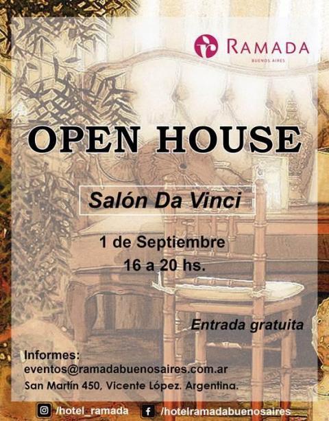 Open House | Casamientos Online