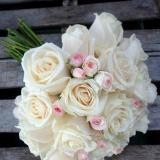 Imagen de Rosa Rosa diseño floral