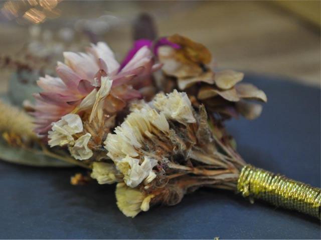 Bouquet y  boutonniere