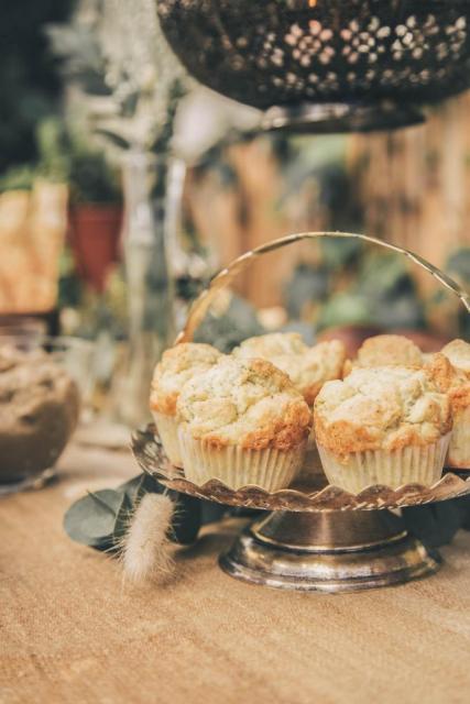 Muffins de Roquefort