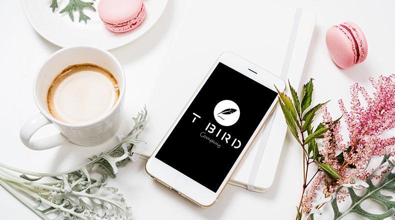T Bird Company invitaciones de casamiento digitales!