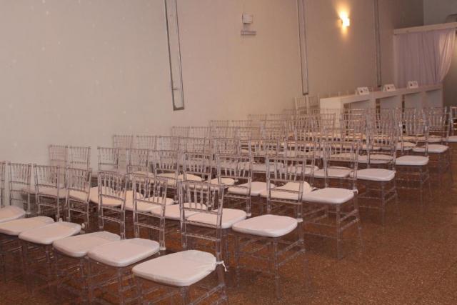 armado auditorio para 150 personas | Casamientos Online