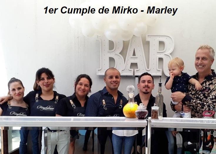 BARRA DE TRAGOS GOLD CON IMPORTADAS