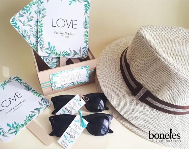 Boneles - Taller Gráfico | Casamientos Online