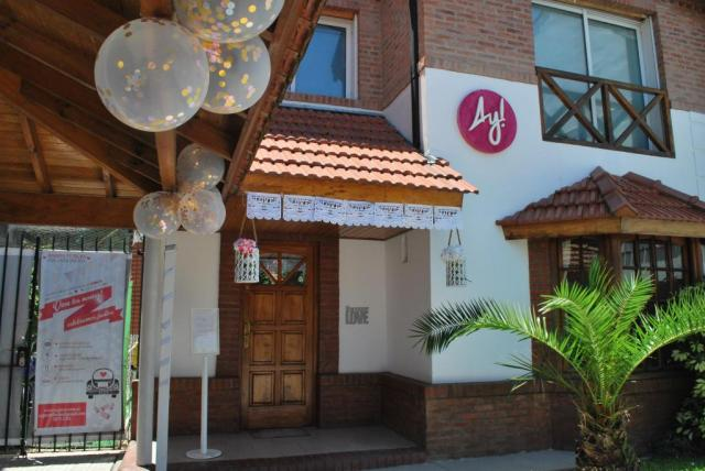 Exterior Puerta de entrada | Casamientos Online
