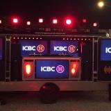 ICBC para ONE-NIGHT eventos