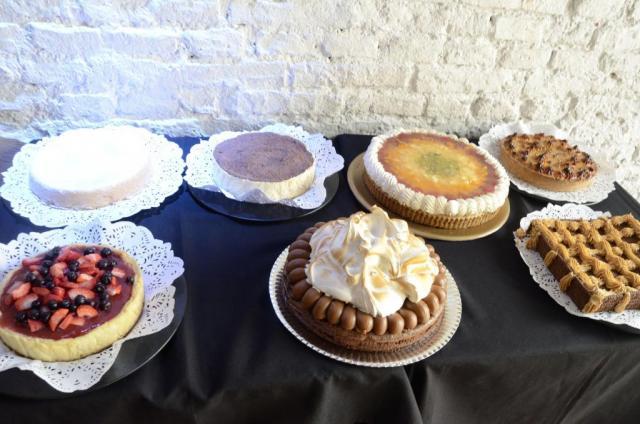 Mesa Dulce de Tortas | Casamientos Online