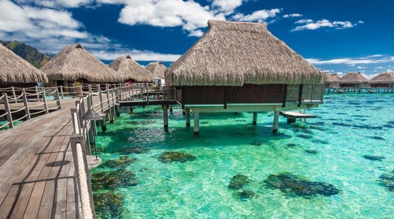 Polinesia Francesa para la luna de miel