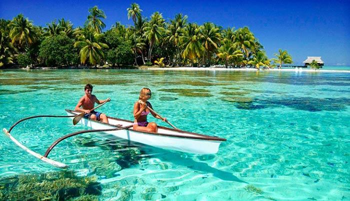 Polinesia romántica