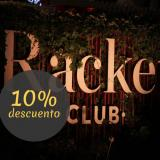 Racket Club by Croque Madame (Salones de Fiesta)