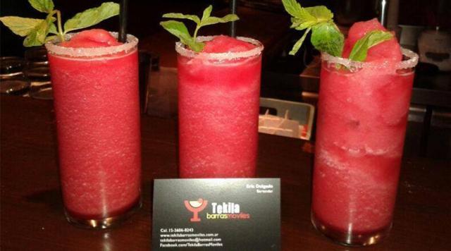 Tekila Barras Móviles | Casamientos Online