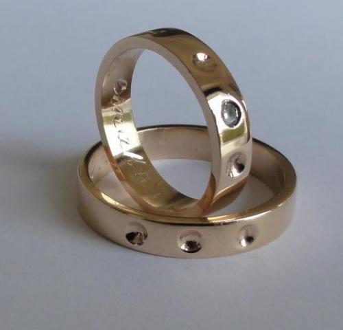 Alianzas Buble | Casamientos Online