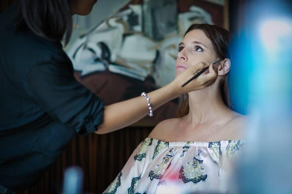 Deby Argañaraz Make up (Maquillaje)