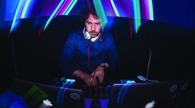 Nicolas Garcia Cancela socio fundador de Camisani DJs