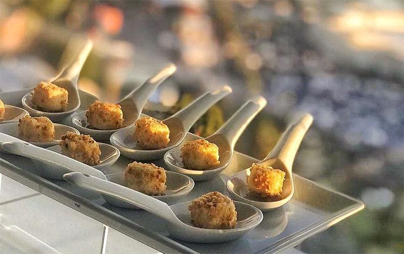 Cambios en el formato a la hora de servir el catering