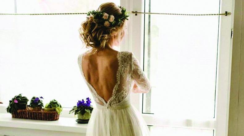 Cómo es el estilo romántico para novias?