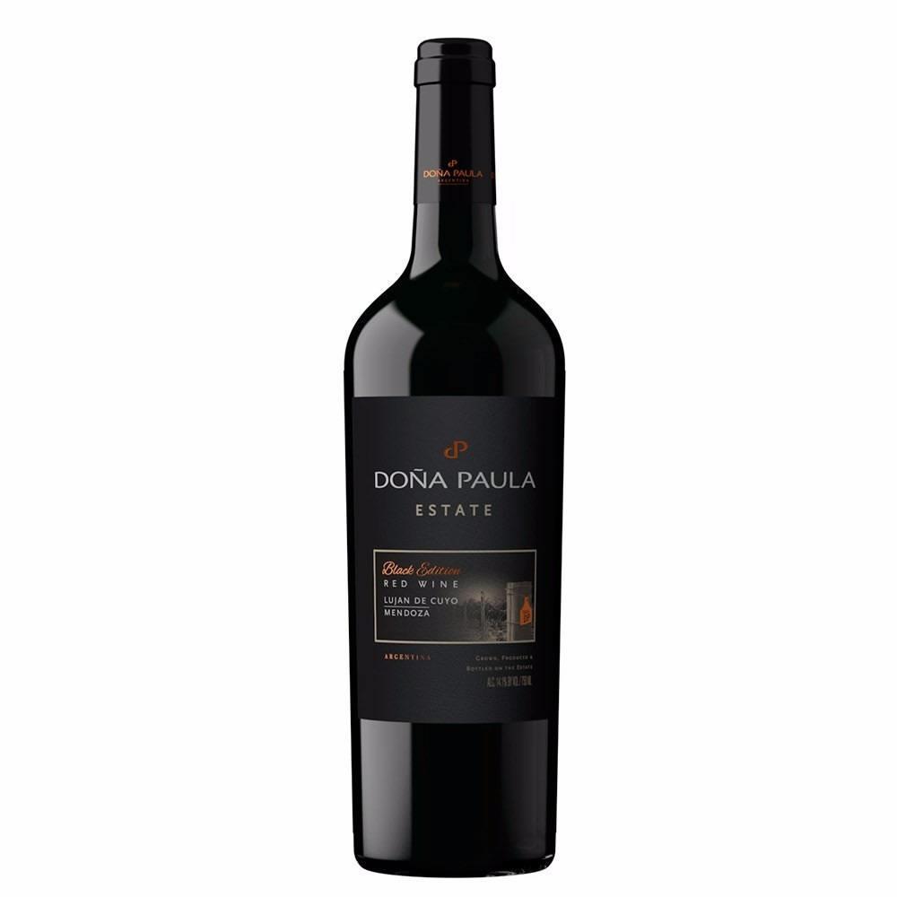 Vino Doña Paula Estate Black Edition