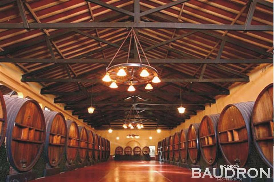 Bodega Baudron (Salones de Fiesta)