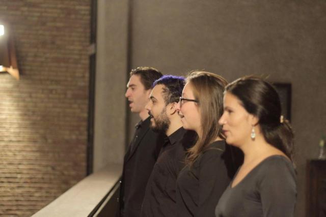 Cuarteto vocal
